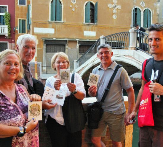 venice food tour group